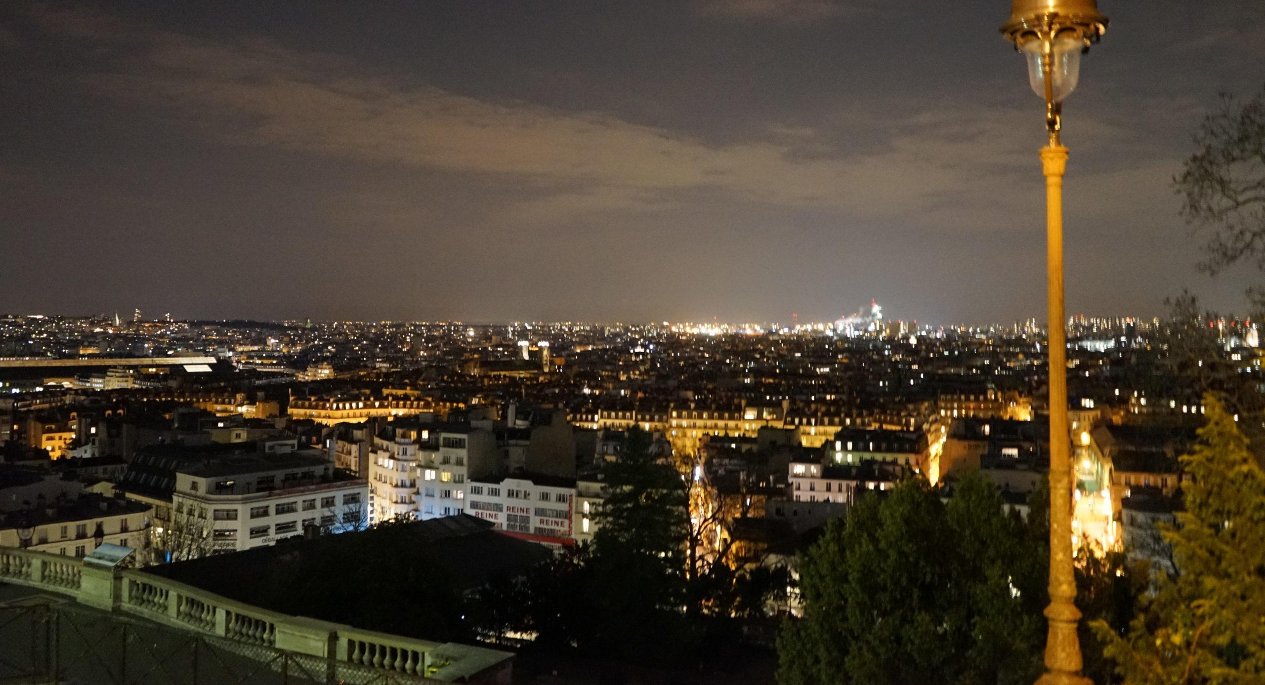 Elie Sibile - Paris Montmartre - 05 mars 2021